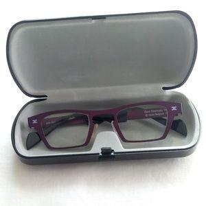 """Theo """"Fourteen"""" Titanium Glasses Unisex"""